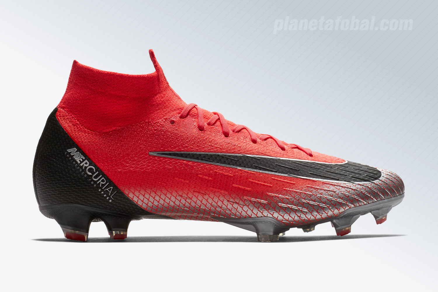 "Nuevos botines Mercurial Superfly ""CR7 Chapter 7"" 