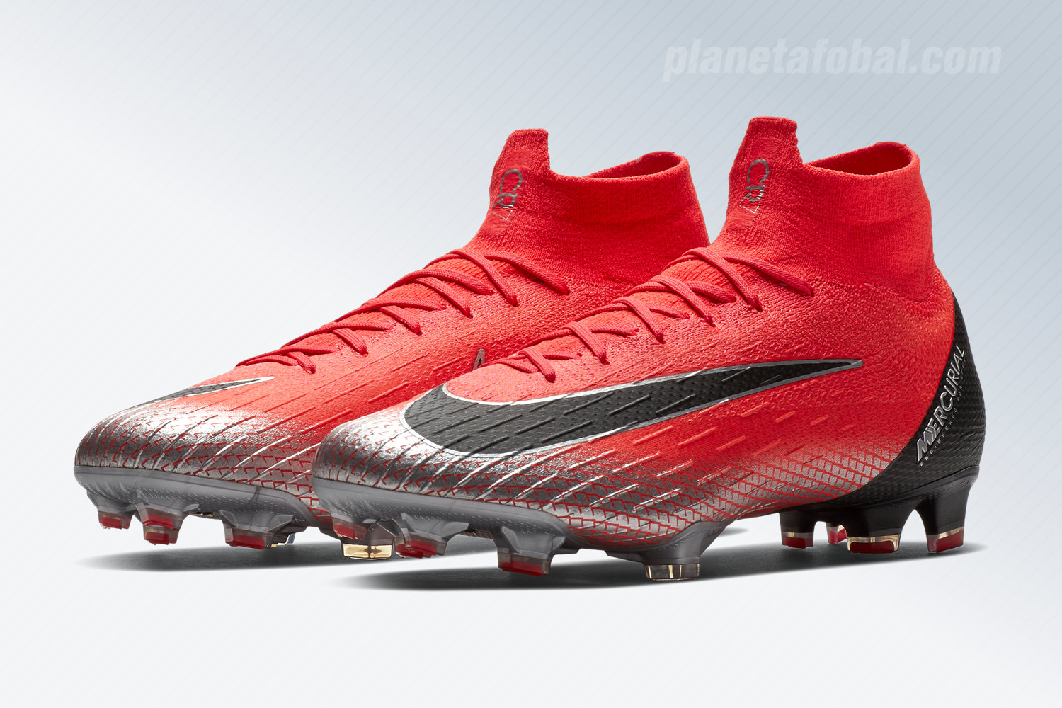 a2198443b416d Nuevos botines Mercurial Superfly «CR7 Chapter 7»