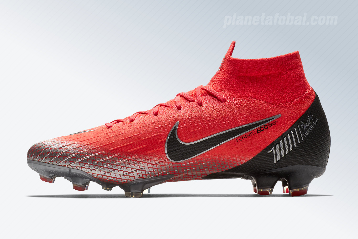 acec9b51cd794 Nuevos botines Mercurial Superfly «CR7 Chapter 7»