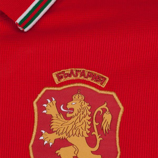 Camiseta suplente Joma de Bulgaria 2018/19 | Imagen BFUnion