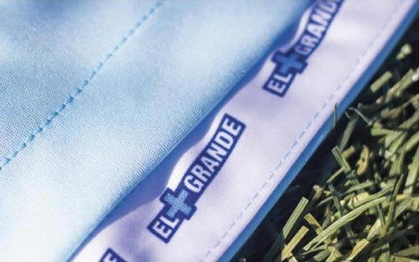 Camiseta titular Joma del Club Bolívar 2018/19 | Imagen Twitter Oficial