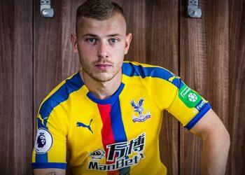 Tercera camiseta Puma del Crystal Palace 2018/19 | Imagen Web Oficial