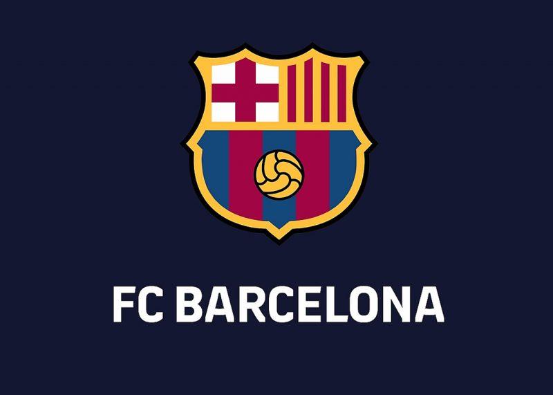 Asi sería el nuevo escudo del FC Barcelona | Imagen Web Oficial