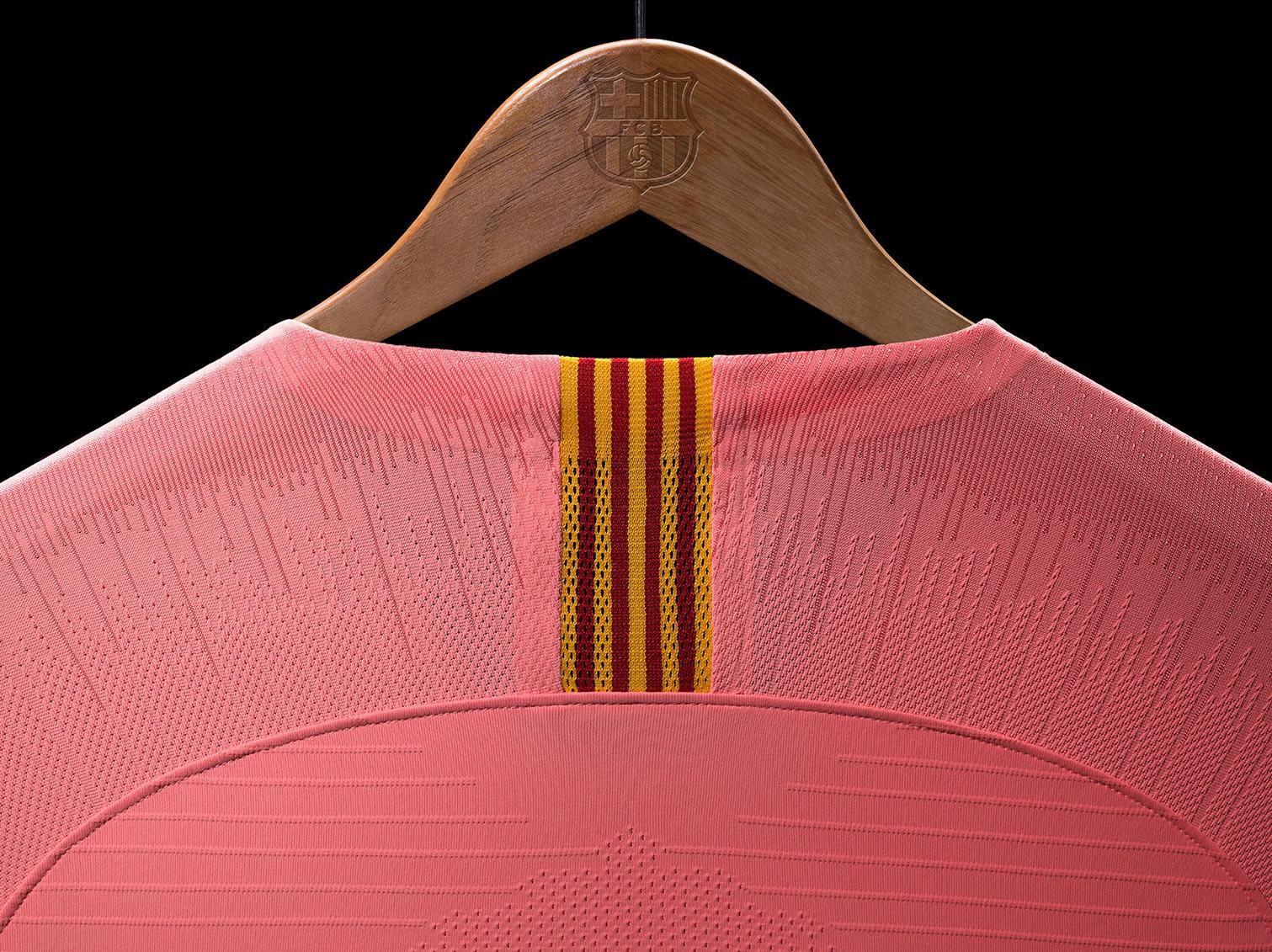Tercera camiseta del Barcelona 2018/2019   Imagen Nike
