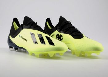 Botines edición limitada X18 para Gareth Bale | Imagen Adidas