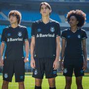 Tercera camiseta Umbro del Grêmio 2018/19 | Imagen Web Oficial