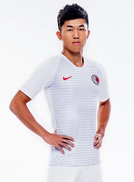 Camiseta suplente Nike de Hong Kong 2018/19 | Imagen HKFA