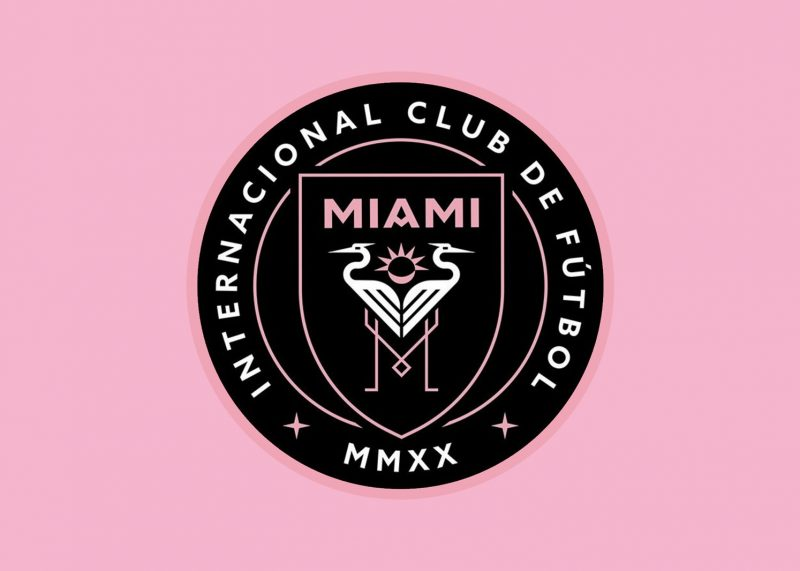 Nuevo escudo del Inter Miami CF | Imagen Web Oficial