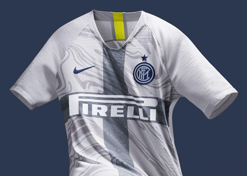 Tercera camiseta del Inter 2018/2019 | Imagen Nike