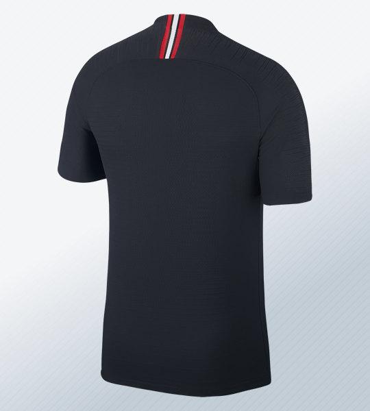 Camiseta Jordan del PSG 2018/19 Negra | Imagen Nike