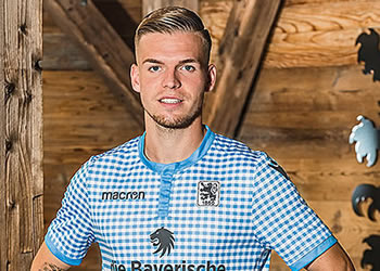 Oktoberfest trikot Macron del TSV 1860 Munich 2018 | Imagen Web Oficial