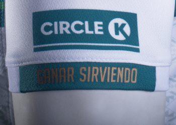 Camiseta conmemorativa Charly del Santos Laguna 2018 | Imagen Twitter Oficial
