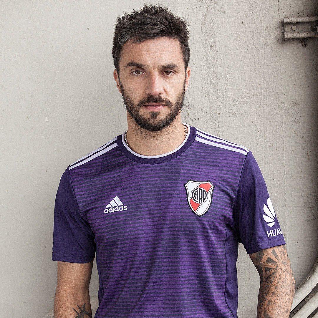 Camiseta suplente Adidas 2018/2019 de River | Imagen Web Oficial