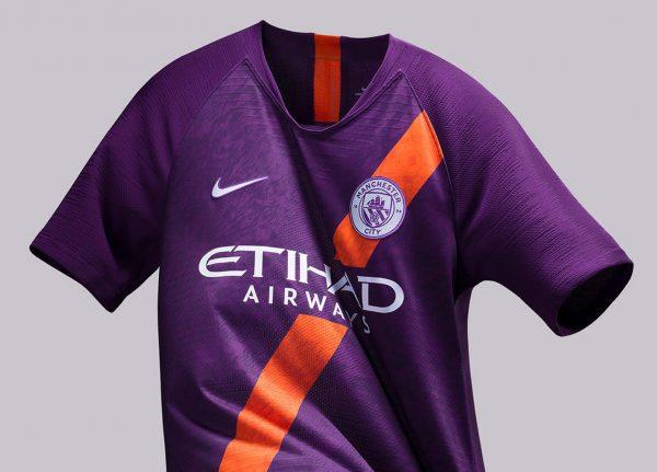 Tercera camiseta Nike del Manchester City 2018 2019  6dcdfd76dad5f
