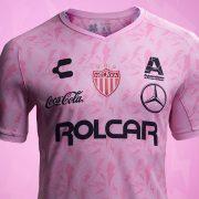Tercera camiseta Charly del Club Necaxa 2018/19 | Imagen Twitter Oficial