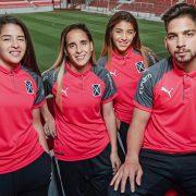 Camiseta de Independiente #OctubreRosa 2018 | Imagen Twitter Oficial