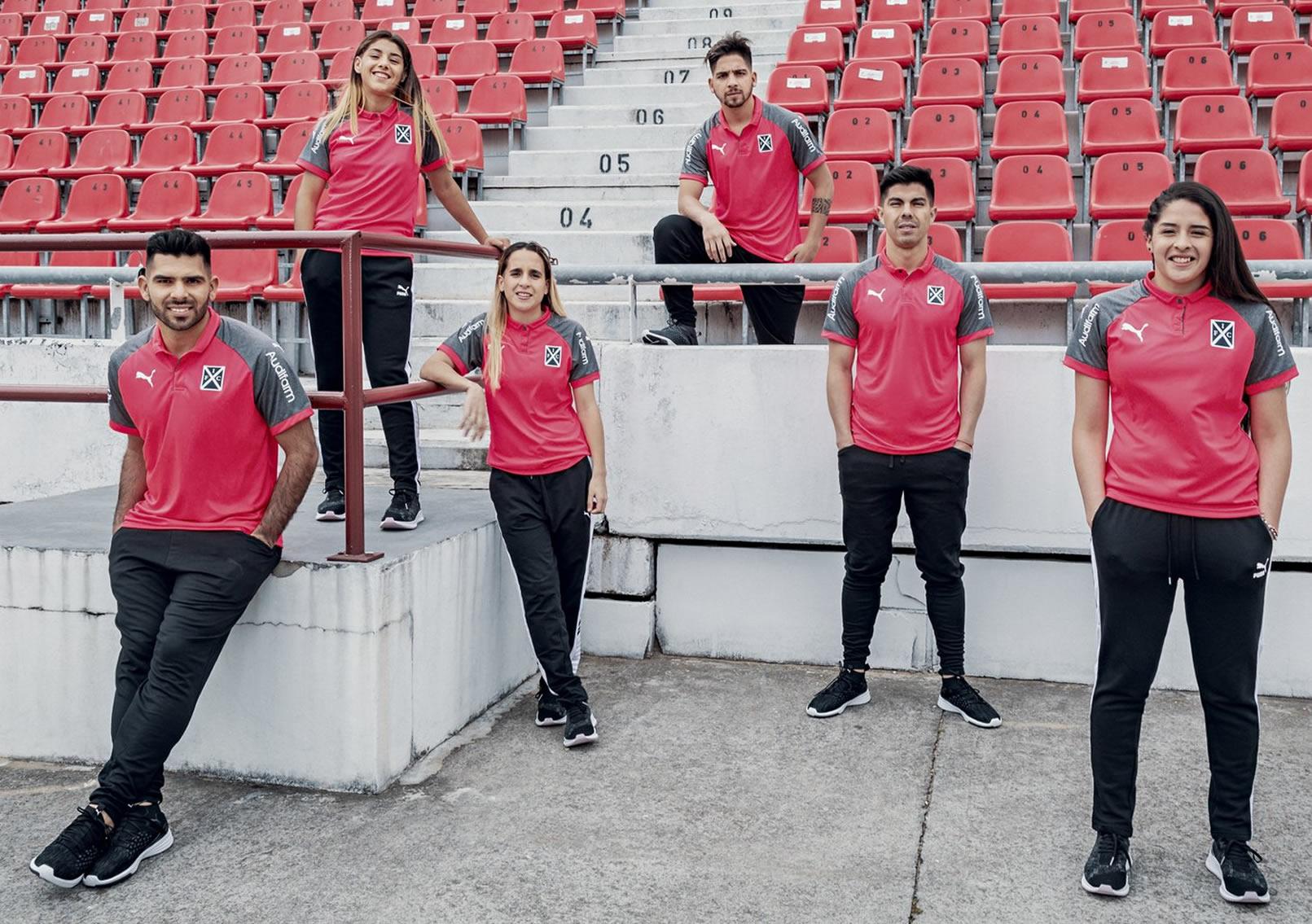 Camiseta de Independiente #OctubreRosa 2018 | Imagen Puma