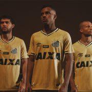 Tercera camiseta Umbro del Santos 2018/19 | Imagen Web Oficial