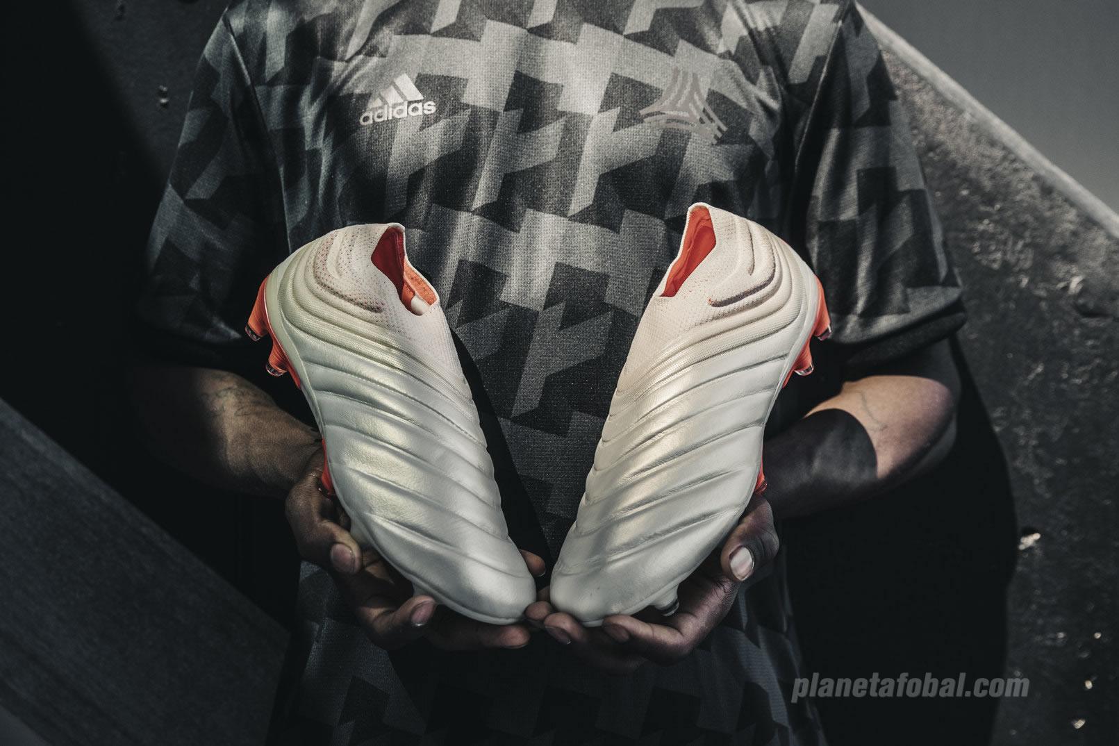Nuevos botines COPA 19+ | Imagen Adidas