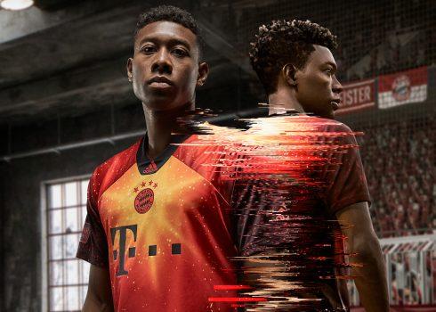 Camiseta Adidas del Bayern Munich x EA Sports 2018   Imagen Adidas