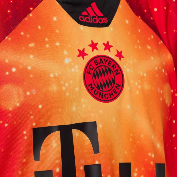 Camiseta Adidas del Bayern Munich x EA Sports 2018 | Imagen Web Oficial
