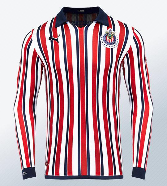 Camiseta Puma de las Chivas de Guadalajara Mundial de Clubes 2018 | Imagen Web Oficial