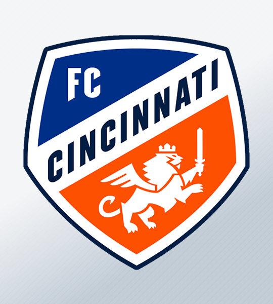 Nuevo escudo del FC Cincinnati | Imagen Web Oficial