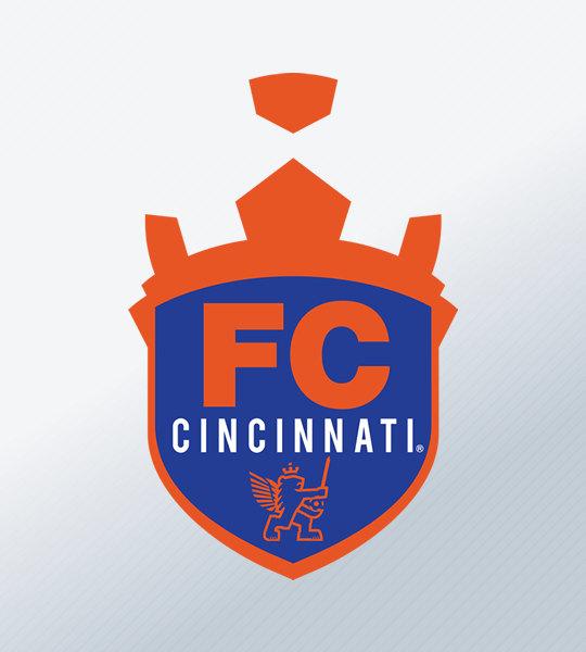 Escudo anterior del FC Cincinnati | Imagen Web Oficial