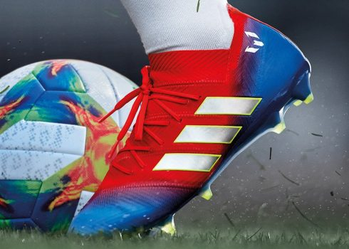 Botines NEMEZIZ MESSI Initiator Pack | Imagen Adidas