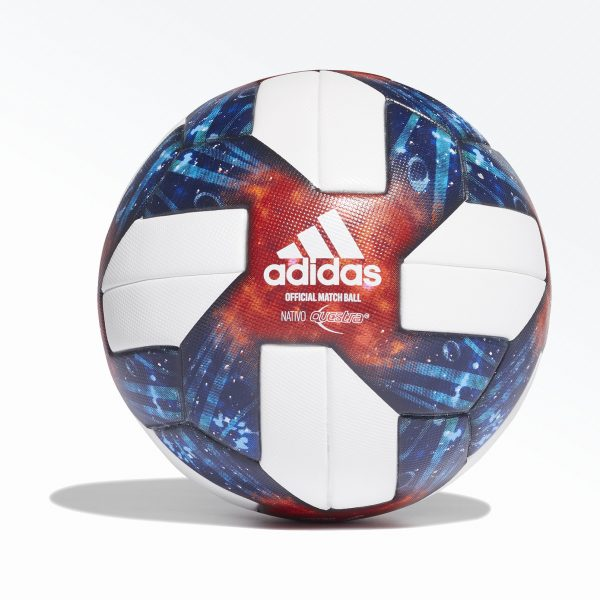Balón Adidas Nativo QUESTRA MLS 2019 | Foto Major League Soccer