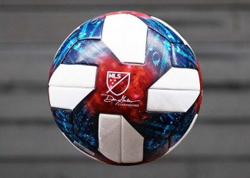 Balón Adidas Nativo QUESTRA MLS 2019 | Foto Major League Soccer