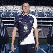 Tercera camiseta Puma del Monterrey 2018/19 | Imagen Web Oficial