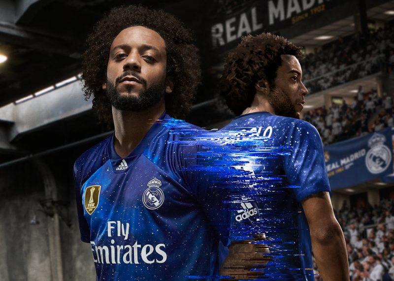 Camiseta Adidas del Real Madrid x EA Sports 2018 | Imagen Adidas