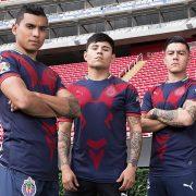 Tercera camiseta Puma de las Chivas de Guadalajara 2018/19   Imagen Web Oficial