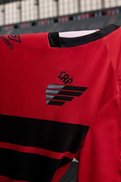Camisetas Umbro del Club Athletico Paranaense 2019 | Imagen Facebook Oficial