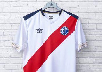 Camiseta titular del Deportivo Municipal 2019 | Imagen Umbro