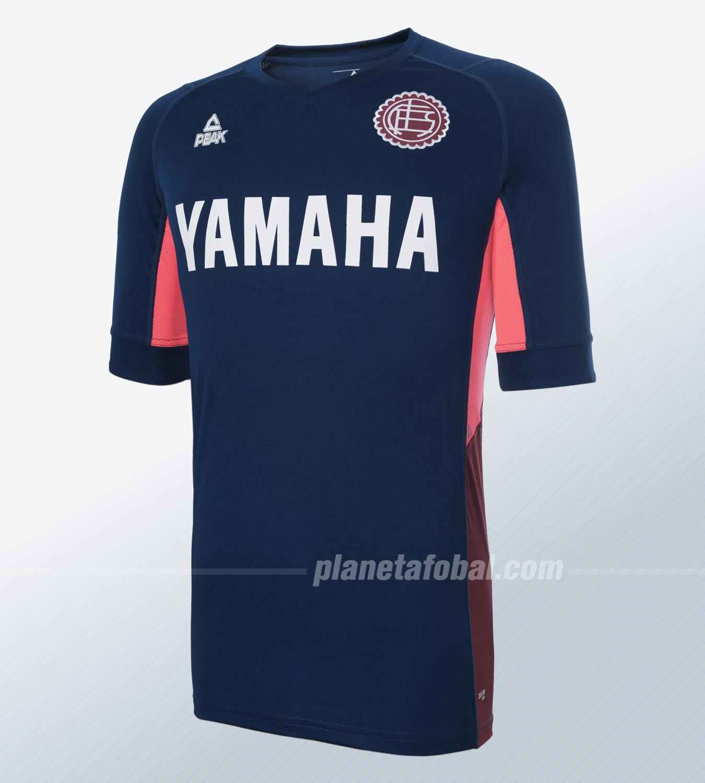 Tercera camiseta Peak Sport de Lanús 2018/19 | Imagen Web Oficial