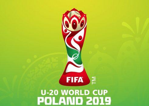 Logo oficial de la Copa del Mundo Sub-20 Polonia 2019 | Imagen FIFA