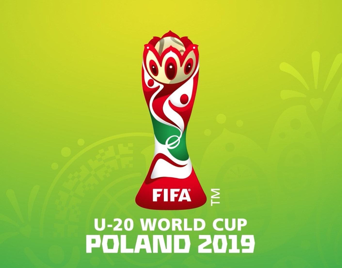 Logo oficial de la Copa del Mundo Sub-20 Polonia 2019   Imagen FIFA