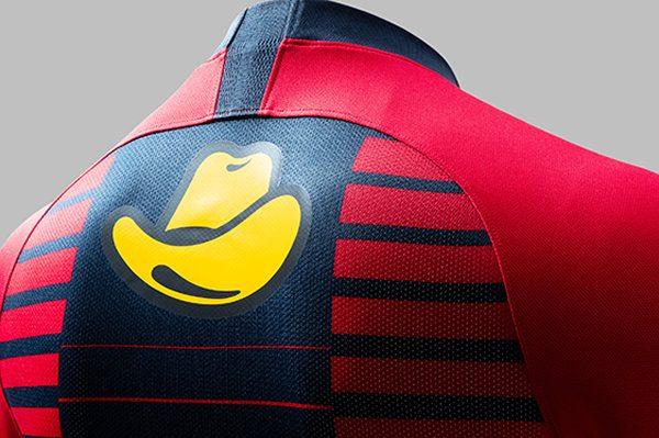 Camiseta titular Nike del Kashima Antlers 2019 | Imagen Web Oficial