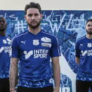 Tercera camiseta Puma del Amiens SC 2018/19   Imagen Web Oficial