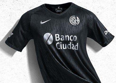 Tercera camiseta Nike de San Lorenzo 2018/2019 | Imagen Web Oficial
