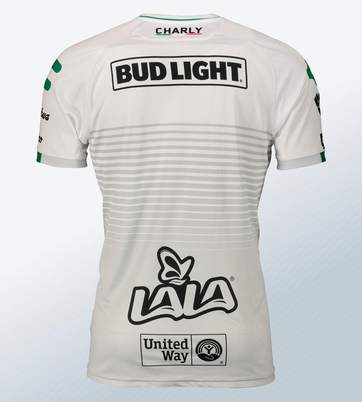 5b50d77ab4 Tercera camiseta Charly del Santos Laguna 2018 19