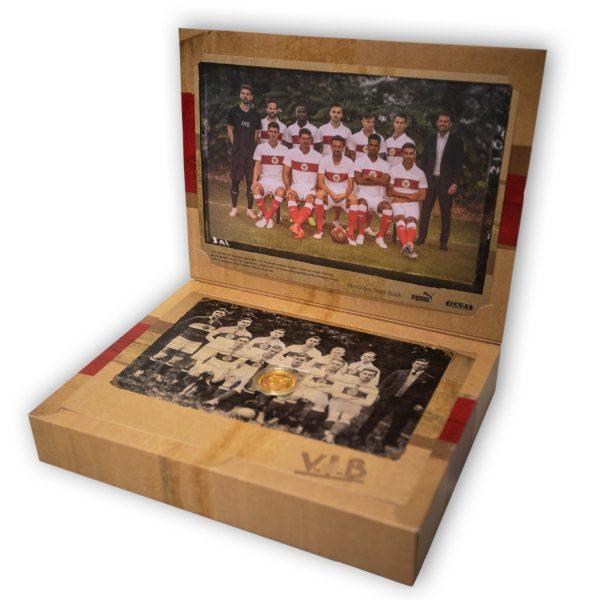 Camiseta Puma del Stuttgart 125 Aniversario | Imagen Web Oficial