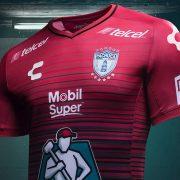 Tercera camiseta del Pachuca 2018/2019   Imagen Charly Fútbol