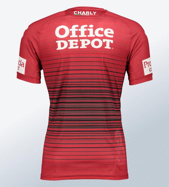 Tercera camiseta del Pachuca 2018/2019 | Imagen Charly Fútbol