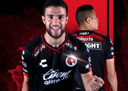 Tercera camiseta Charly de los Xolos de Tijuana 2018/19 | Imagen Web Oficial