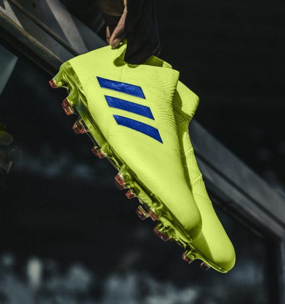 "Botines NEMEZIZ ""Exhibit Pack"" | Imagen Adidas"