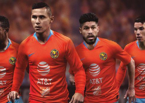 Tercera camiseta Nike del Club América 2019 | Imagen Web Oficial