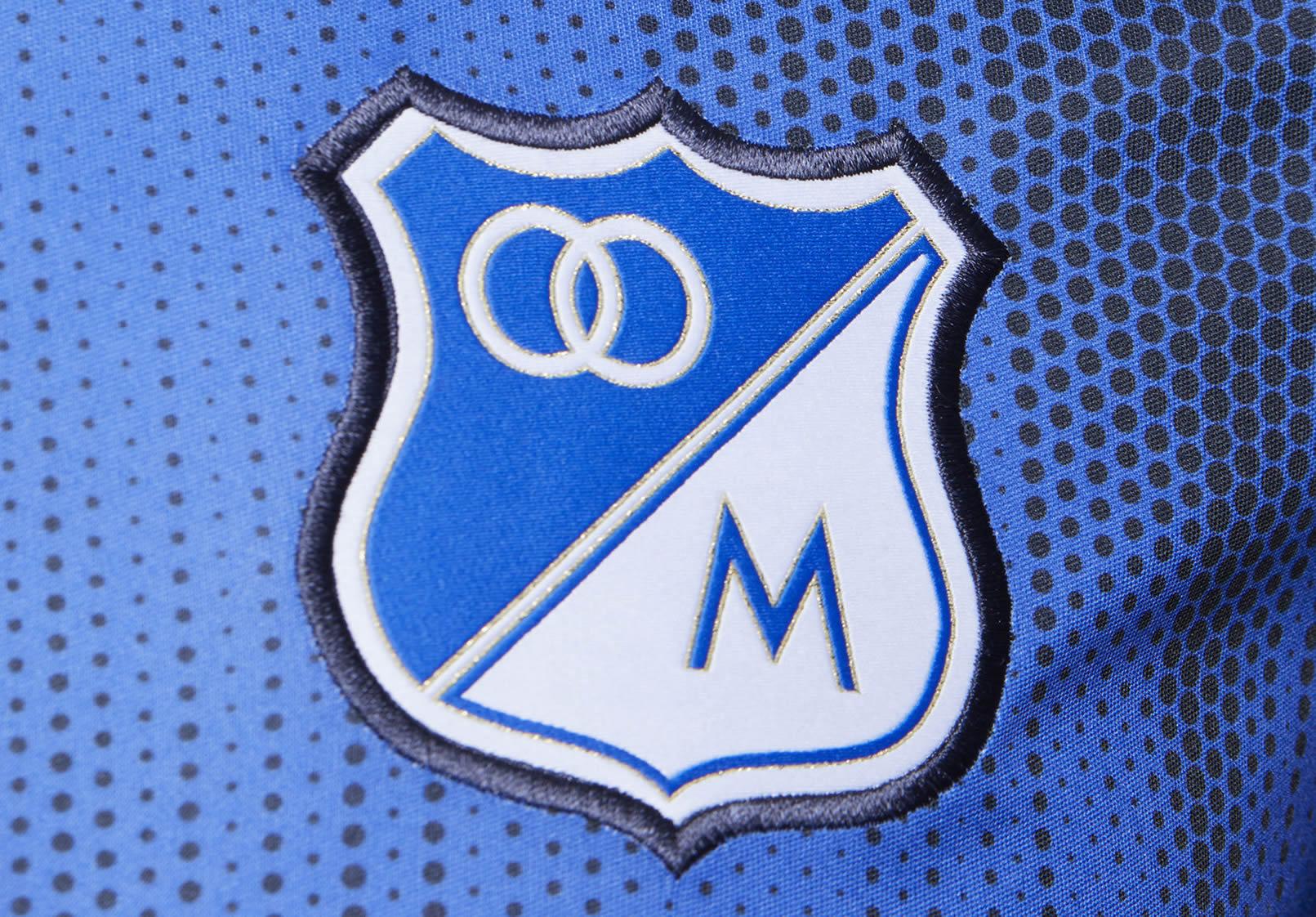 Camiseta titular de Millonarios FC 2019 | Imagen Adidas
